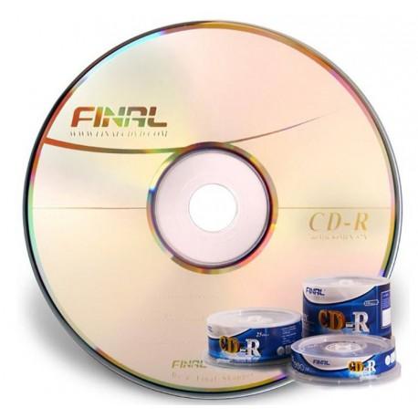 سی دی خام فینال